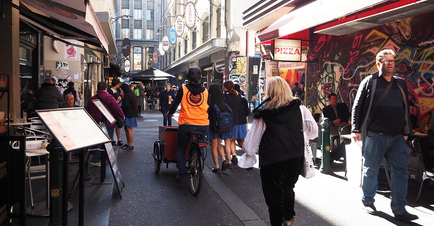 Degraves Street Melbourne