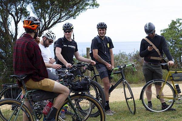 Good Cycles on the Bellarine