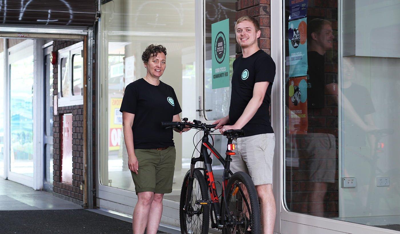 Good Cycles in Geelong