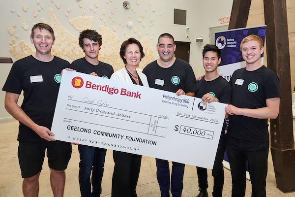 geelong community foundation