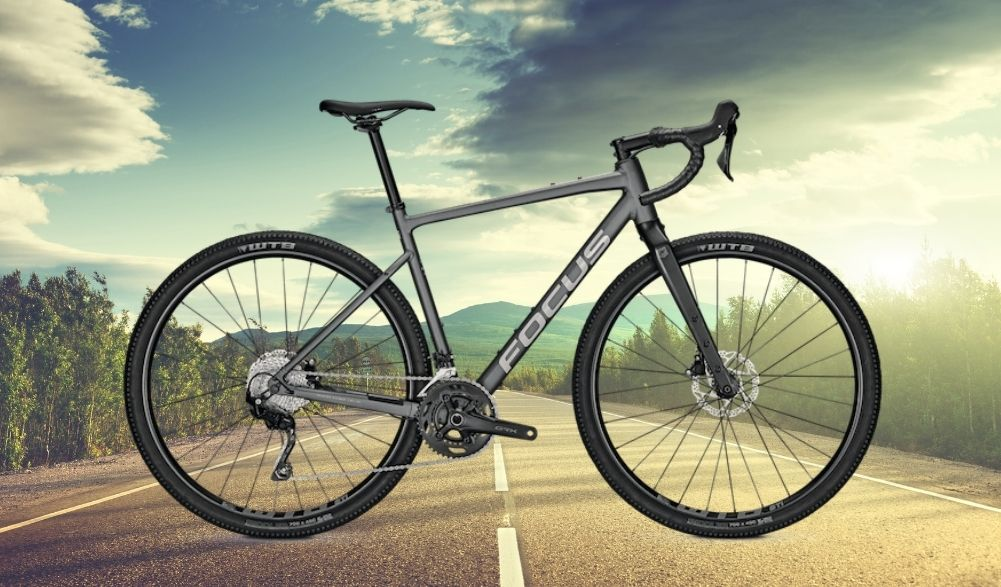 Focus Atlas 6.7 gravel bike